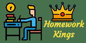 Homework Kings logo